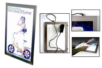 Snap Frame Light Frame A0