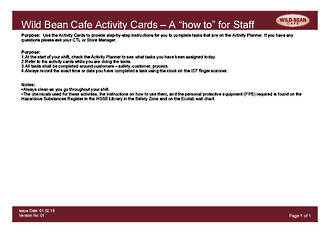 Activity Cards Cafe WBC (Oct 2017)